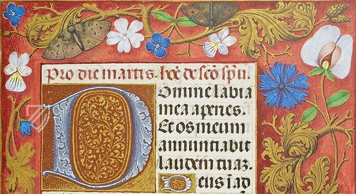 Isabella la Catholica Book of Hours