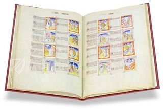 Bible moralisée of the Limbourg brothers