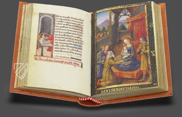 Book of Hours of Besançon