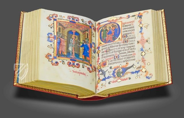 Book of Hours of Maria of Navarre