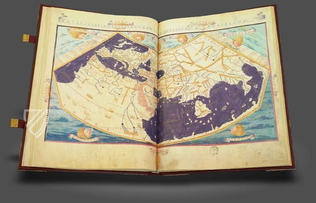 Cosmography of Claudius Ptolemy