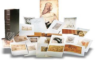 Drawings of Leonardo da Vinci and his circle - Public Collections in France