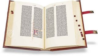 Gutenberg Bible - Pelplin copy