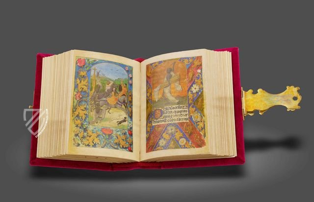 Berlin Hours of Mary of Burgundy
