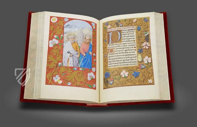 Book of Hours of Isabella the Catholic, Queen of Spain
