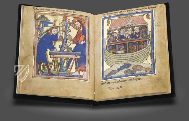The Treasure Bible of the Middle Ages