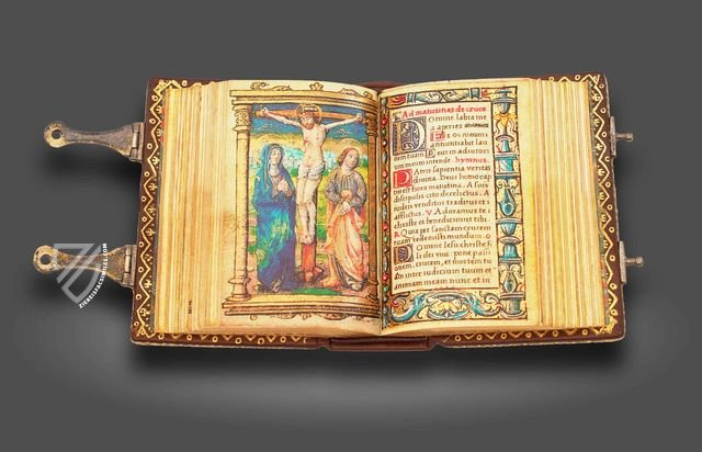 Book of Hours of Mary Stuart